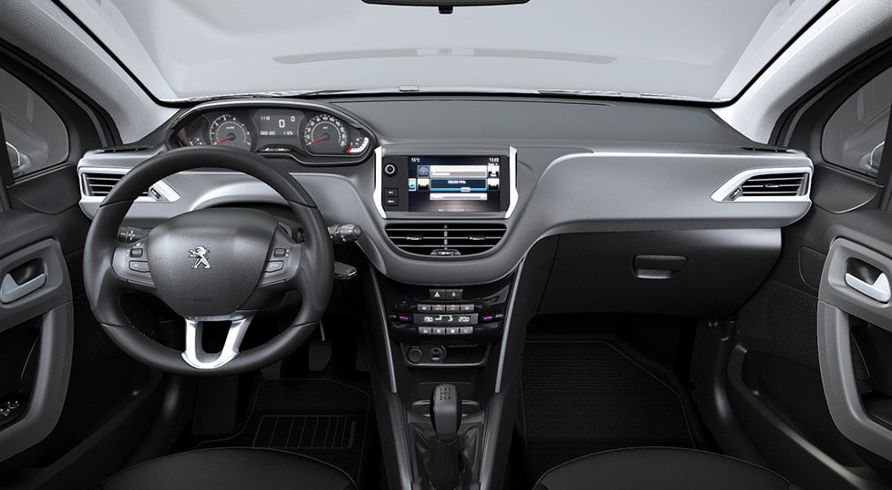 Peugeot 208 for Peugeot 208 interior 2017